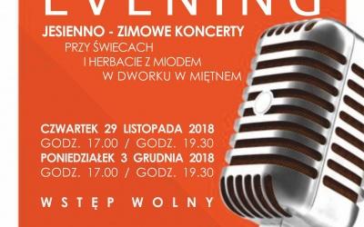 Koncert w Miętnem